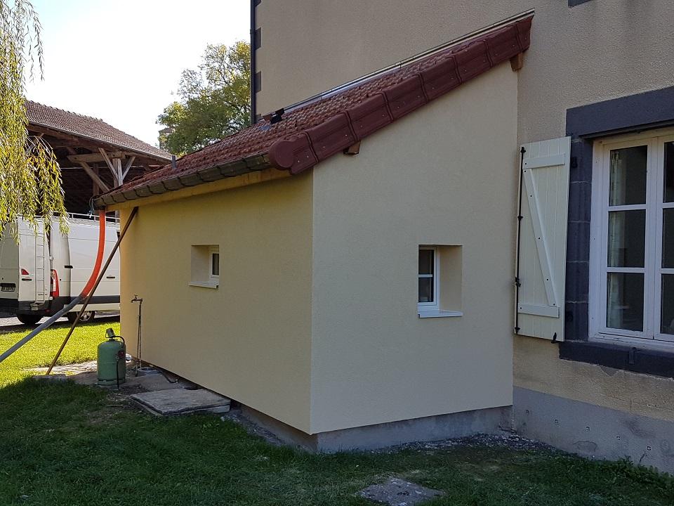isolation extérieur 63